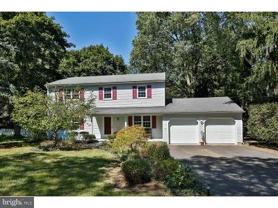 West Windsor Single Family Home For Sale: 353 Clarksville Road