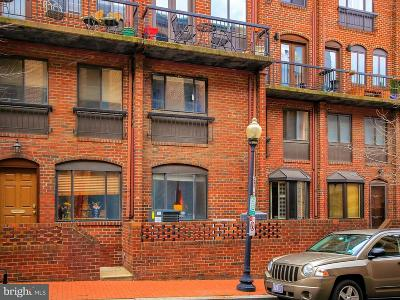 Georgetown Single Family Home For Sale: 3244 Grace Street NW #3244