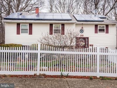 Odenton Single Family Home For Sale: 1319 Chapelview Drive