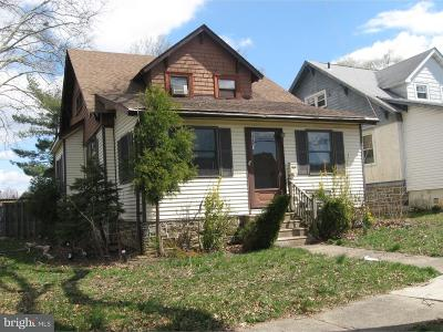 Rhawnhurst Single Family Home For Sale: 2201-3 Griffith Street