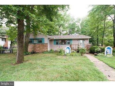 Cherry Hill Single Family Home For Sale: 1210 Bedford Avenue