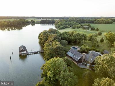 Chestertown Farm For Sale: 6798 Broad Neck Road