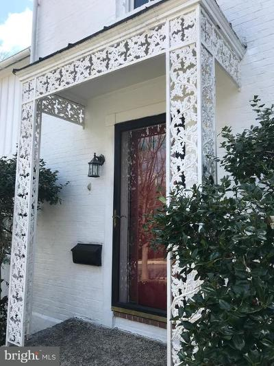 Baltimore Single Family Home For Sale: 8 Goodale Place