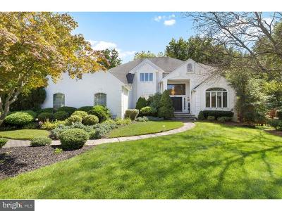 Cherry Hill Single Family Home For Sale: 60 Cameo Drive