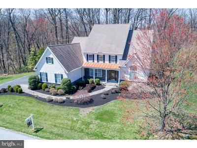 Kennett Square Single Family Home For Sale: 160 Forest Drive