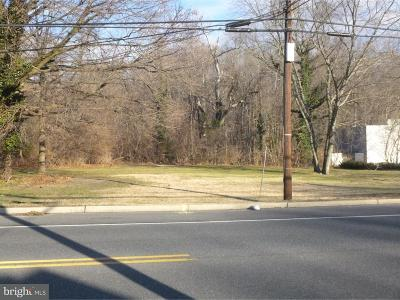 Woodbury Heights Commercial For Sale: 504 Glassboro Road