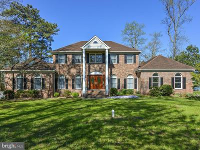Grasonville Single Family Home For Sale: 31 Prospect Bay Drive W