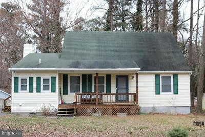 Calvert County Single Family Home For Sale: 12962 Mohawk Drive