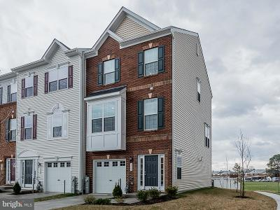 Dundalk Townhouse For Sale: 7662 Town View Drive