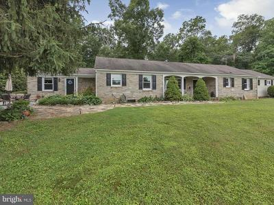 Howard County Single Family Home For Sale: 17035 Frederick Road