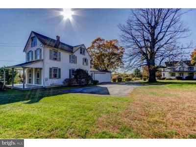 Newark Single Family Home Active Under Contract: 847 Corner Ketch Road
