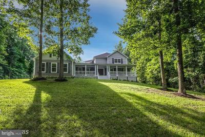 Mechanicsville Single Family Home For Sale: 30276 Suite Landing Road