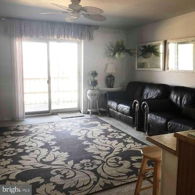Ocean City MD Single Family Home For Sale: $133,000