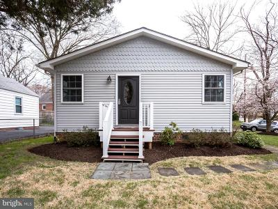 Bethesda Single Family Home For Sale: 4815 River Road