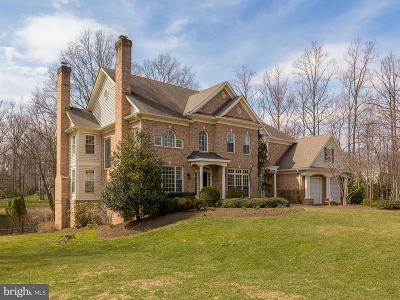 Great Falls VA Single Family Home For Sale: $1,648,000