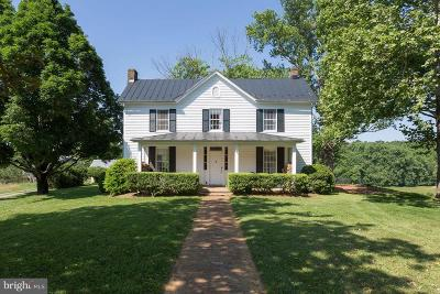 Albemarle County Single Family Home For Sale: 1252 Ortman Road