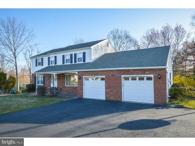 Bucks County Single Family Home Under Contract: 64 Deerpath Road