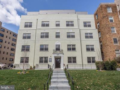 Washington Single Family Home For Sale: 2434 16th Street NW #PH401