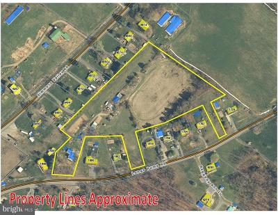 Rockingham County Residential Lots & Land For Sale: 1938 Longs Pump Road