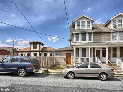New Cumberland Single Family Home Under Contract: 211 9th Street