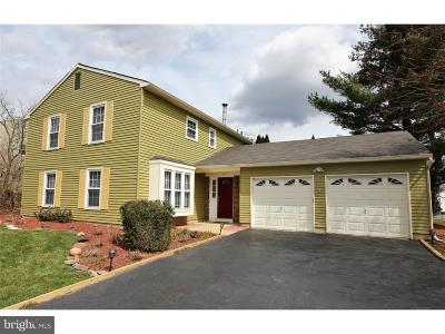 Plainsboro Single Family Home For Sale: 105 Parker Road