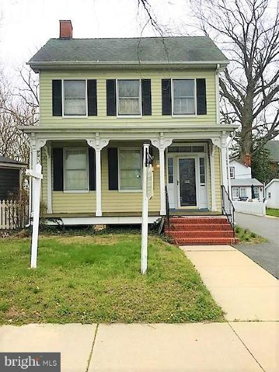 Easton Single Family Home For Sale: 140 S. Washington Street