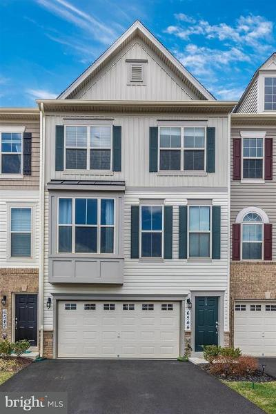 Frederick County Single Family Home For Sale: 6544 Newton Drive