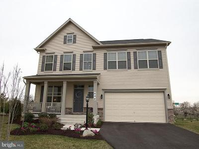 Anne Arundel County Single Family Home For Sale: 604 Strawberry Row