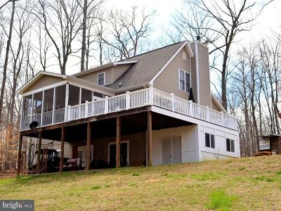 Madison County Single Family Home For Sale: 1346 Meander Run Road