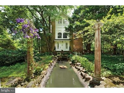Bucks County Single Family Home Active Under Contract: 3136 Burnt House Hill Road