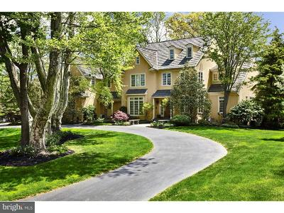 Newtown Square Single Family Home For Sale: 11 Harrison Drive