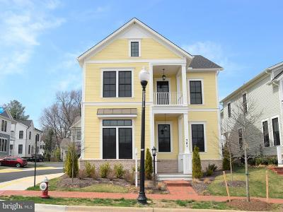 Herndon Single Family Home For Sale: 741 Center Street