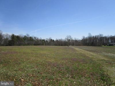 Caroline County Residential Lots & Land For Sale: Boxley Road