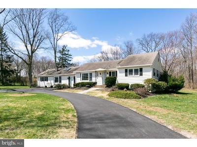 Moorestown Single Family Home For Sale: 909 McElwee Road