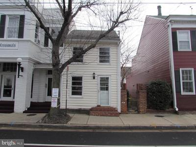 Alexandria City, Arlington County Single Family Home For Sale: 309 Patrick Street N