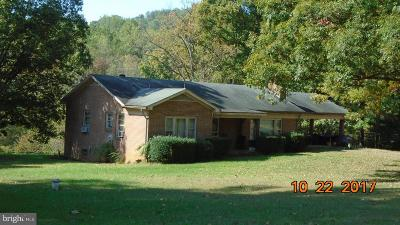 Greene County Single Family Home Active Under Contract: 2859 Middle River Road
