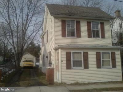 Cheswold Single Family Home For Sale: 36 New Street