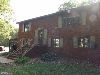 Greenwood Single Family Home For Sale: 3380 Nine Foot Road