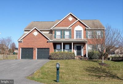 Frederick County Single Family Home Active Under Contract: 2703 Longfield Place