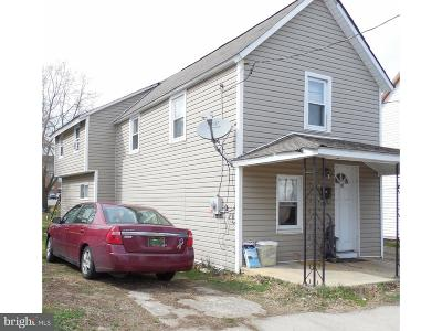 Smyrna Single Family Home For Sale: 121&122 S East Street