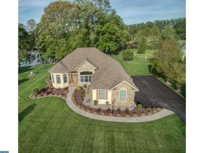 Single Family Home For Sale: 103 Coursey Mill Road