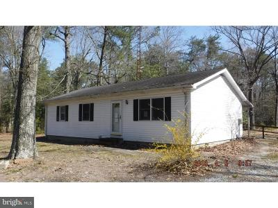 Seaford Single Family Home For Sale: 3525 Bowman Road