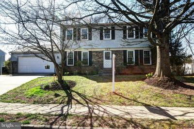 Sterling Single Family Home For Sale: 107 Cameron Street N