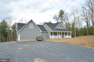 Winchester Single Family Home For Sale: 466 Cattail Road