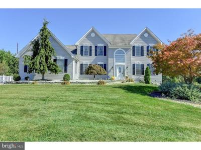 Hockessin Single Family Home For Sale: 34 Wyndom Circle