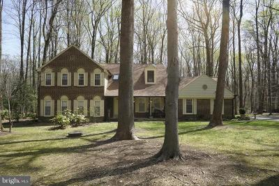 Fairfax County Single Family Home For Sale: 6518 Little Ox Road
