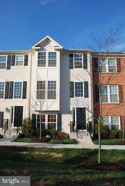 Jessup Townhouse For Sale: 8229 Macintosh Court #65