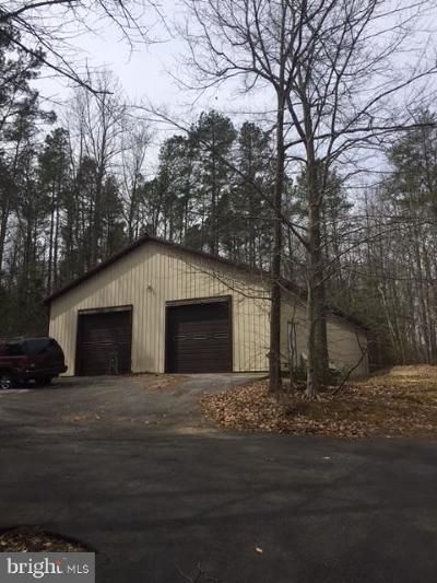 Mechanicsville Single Family Home For Sale: 26293 Forest Hall Drive