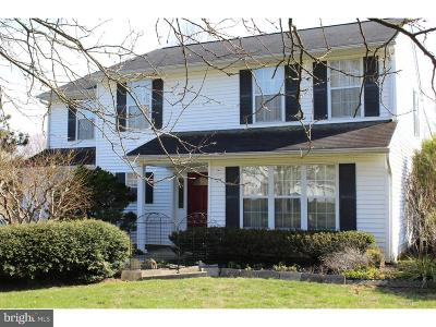 Bucks County Single Family Home For Sale: 268 Burgundy Lane