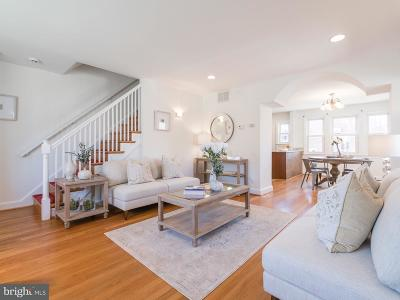 Washington Single Family Home For Sale: 5032 Capitol Street NW